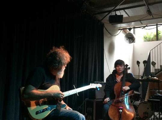 Bill Orcutt & Okkyung Lee