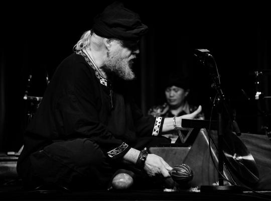 Moondog for Gamelan